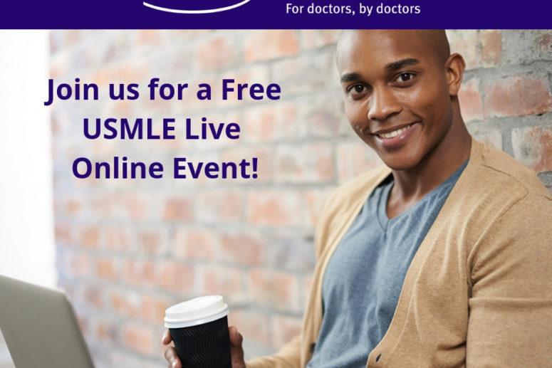 Join Kaplan USMLE Live Events