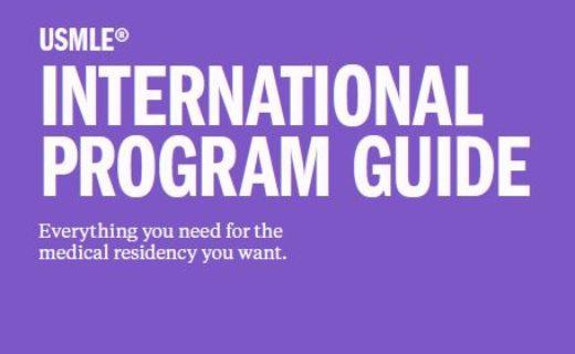 USMLE Intl Program Guide